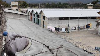 صورة أرشيف لأحد مرافق سجن في هندوراس. 24/01/2013