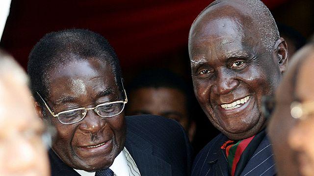 Ramaphosa pays tribute to 'father of African independence' Kaunda