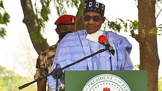 Buhari, newly appointed army chief pay working visit to Maiduguri