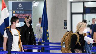 EU Digital COVID Certificate - Border controls