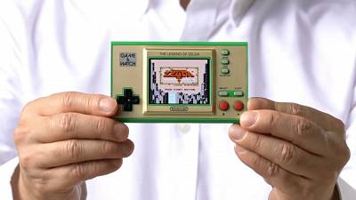 Nintendo launched a retro handheld at this year's E3 games convention.