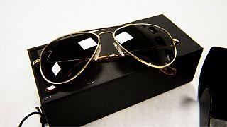 عینک آفتابی «کنکورد» که جو بایدن به ولادیمیر پوتین هدیه داد