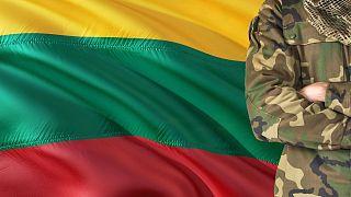 پرچم لیتوانی