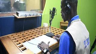 La radio dei rifugiati in Camerun