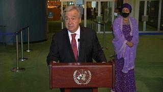 António Guterres weitere 5 Jahre UN-Generalsekretär