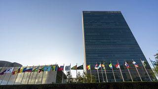 مقر الجمعية العالم للأمم المتحدة في نيويورك