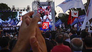 Utolsó naggyűlések Örményországban a választás előtt