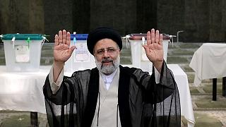 المرشح إبراهيم رئيسي للإنتخابات الرئاسية في إيران