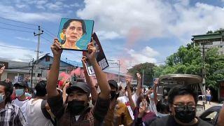 Nações Unidas aprovam resolução contra junta militar de Myanmar