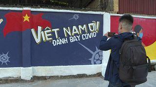 Vietnam : le street art à l'ère du covid