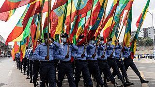 Ethiopie : la police parade à deux jours du scrutin
