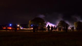 Ausschreitungen in Bretagne: Polizei löst Rave-Party auf