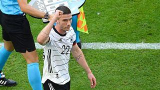 روبین گوزنس، بازیکن تیم آلمان
