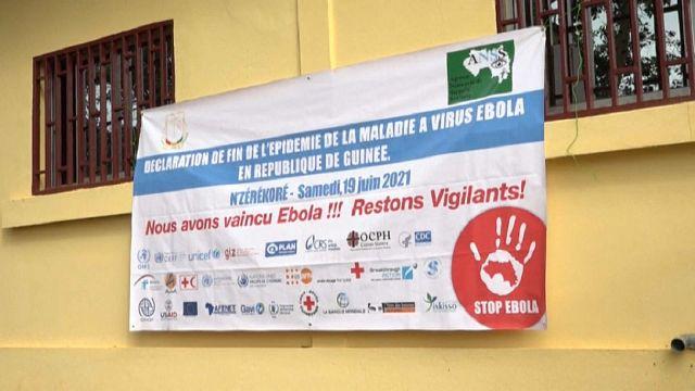 La Guinée et l'OMS déclarent la fin de la deuxième épidémie d'Ebola en Guinée