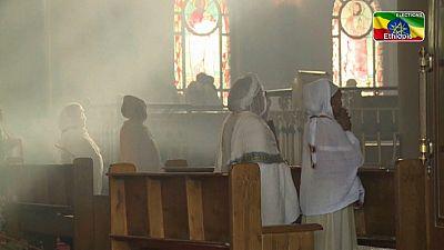 Ethiopie : une fête orthodoxe réunit des milliers de fidèles