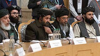 Taliban delegasyonu