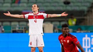 Türkiye turnuvanın en kötü takımı olarak Euro 2020'ye veda etti.