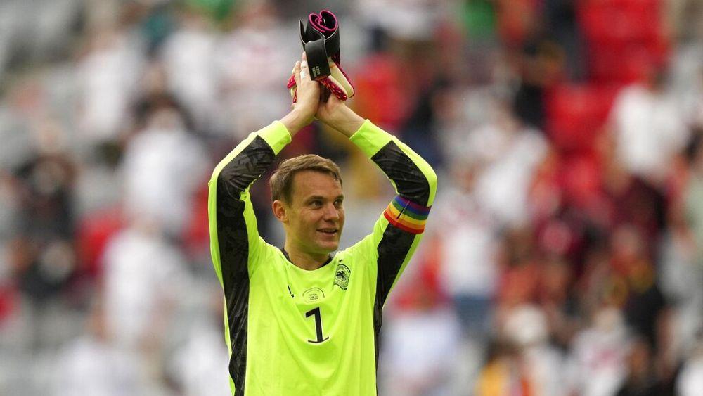 Munich Mayor seeks rainbow-coloured stadium for Germany-Hungary Euro 2020 match thumbnail