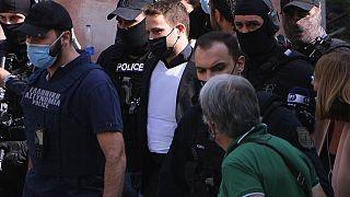 Στον ανακριτή απολογείται την Τρίτη ο Μπάμπης Αναγνωστόπουλος, που ομολόγησε ότι δολοφόνησε τη σύζυγό του