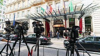هتل محل برگزاری مذاکرات ایران و ۴+۱