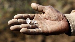 "South Africa: Kwazulu-Natal ""diamonds"" turn out to be quartz"