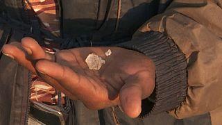 Afrique du sud: les prétendus diamants étaient du quartz