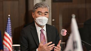 سونگ کیم، نماینده ویژه بایدن در امور کرهشمالی
