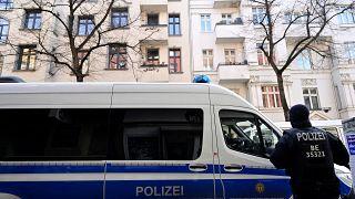 عنصر من الشرطة الألمانية