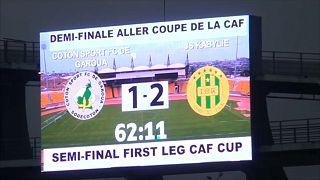 Coupe de la CAF : avantage JS Kabylie en attendant les matchs retour
