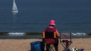 Fransa'da yaz için Covid-19 önlemleri: Koklayıcı köpekler, sahilde test, izleme noktaları