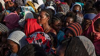 آوارگان اتیوپی