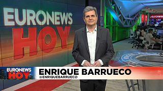 Las claves del día en veinte minutos presentas por Enrique Barrueco