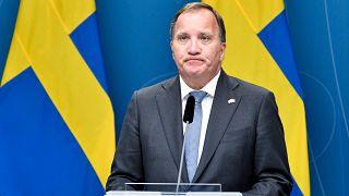 Stefan Löfven 2014 óta Svédország miniszterelnöke