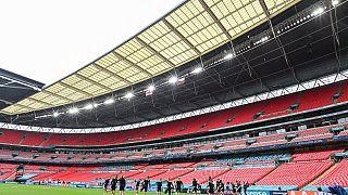 Das Londoner Wembley-Stadion
