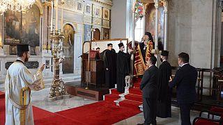 Ο Οικουμενικός Πατριάρχης, Βαρθολομαίος