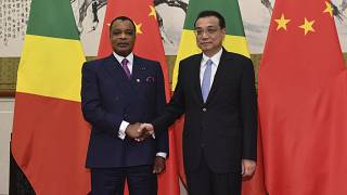 China to restructure Congo's debt