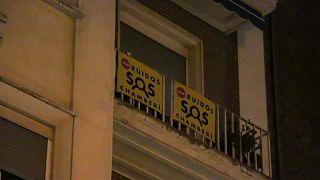 """Les voisins n'en peuvent plus ! Les terrasses """"Covid"""" se multiplient dans la ville de Madrid"""