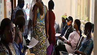 RDC : afflux de patients à l'hôpital, un mois après l'éruption volcanique
