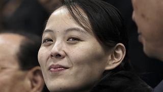 كيم يو جونغ، شقيقة كيم جونغ أون الزعيم الكوري الشمالي