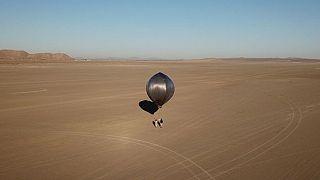 بالون تحقیقاتی ناسا