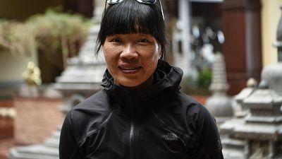 Tsang Yin Hung, Nepal