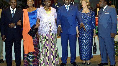 Côte d'Ivoire : Laurent et Simone Gbagbo, du tandem politique au face à face