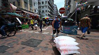 هونغ كونغ، 20 يونيو 2021