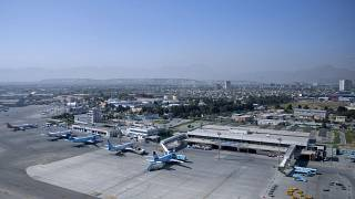 فرودگاه بینالمللی کابل