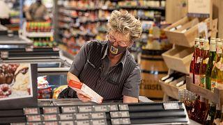 سوپرمارکتی در آلمان