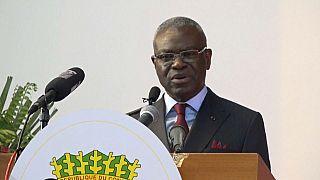 Anatole Collinet Makosso, primo ministro del Congo
