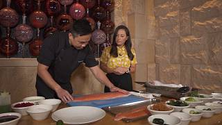 شاهد: أطباق للتذوق في دبي بمنتجات محلية مستدامة لأجل مستقبل أكثر أمنا