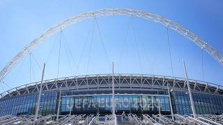 ملعب ويمبلي الرياضي في بريطانيا