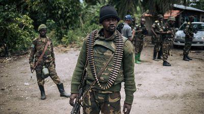 RDC : les groupes rebelles traqués dans les régions sous siège
