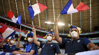 7554 supporters français seront présents ce mercredi